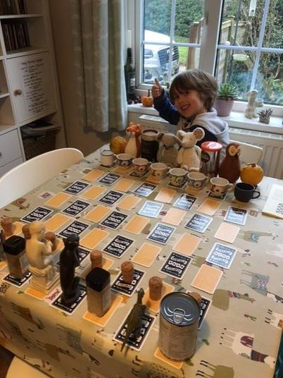 Creating your own game of chess