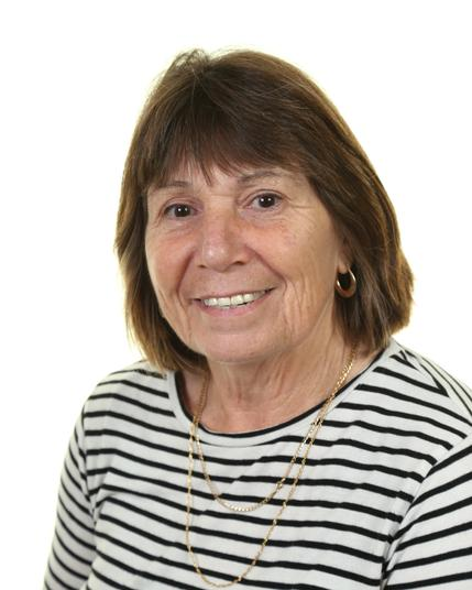 Mrs Gwen Winter, Midday Surpervisor