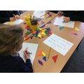 Making new shapes with 2D shapes