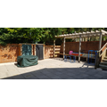 Oak outdoor area YR