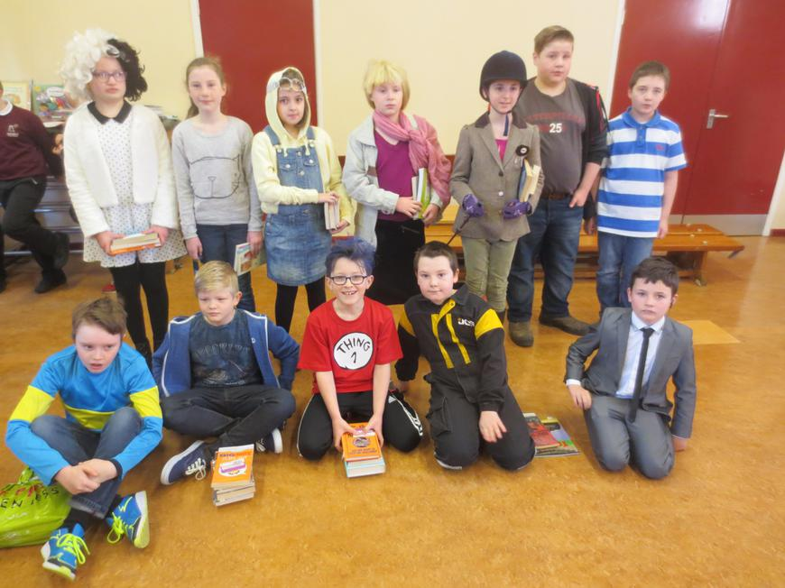 P6 Characters