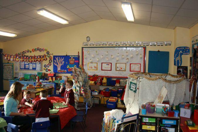 Mrs Davidson's Classroom