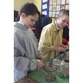 Y3 clay workshop