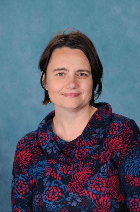 Midday Supervisor Marlena Coppen