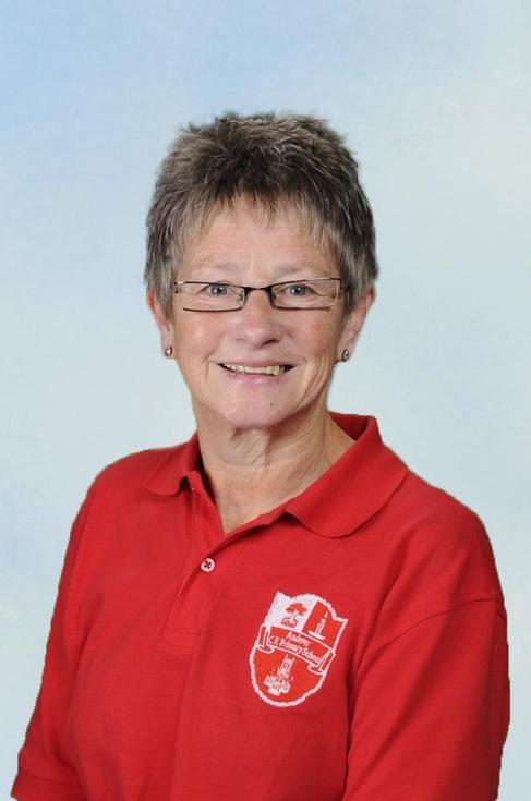 Year 6 LSA Sue Rampton