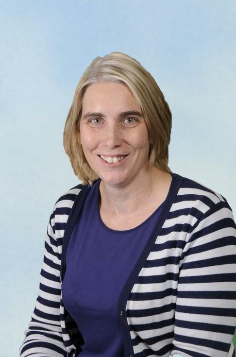 Deputy Head Teacher Samantha Scott
