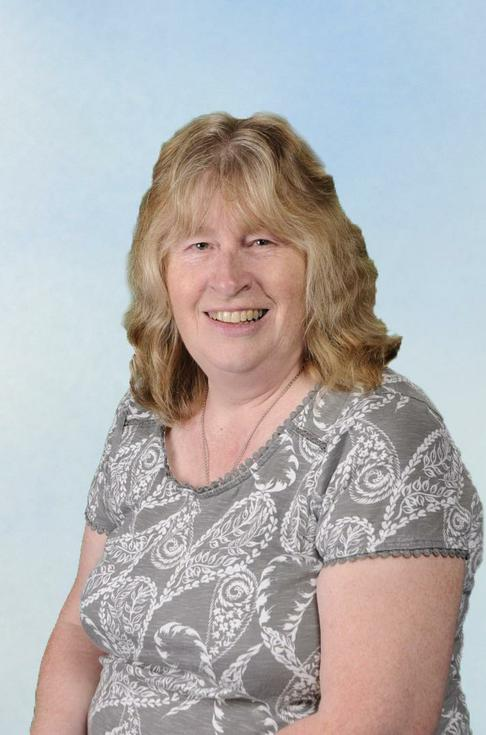 Senior Administrative Assistant Jeannie Lovell
