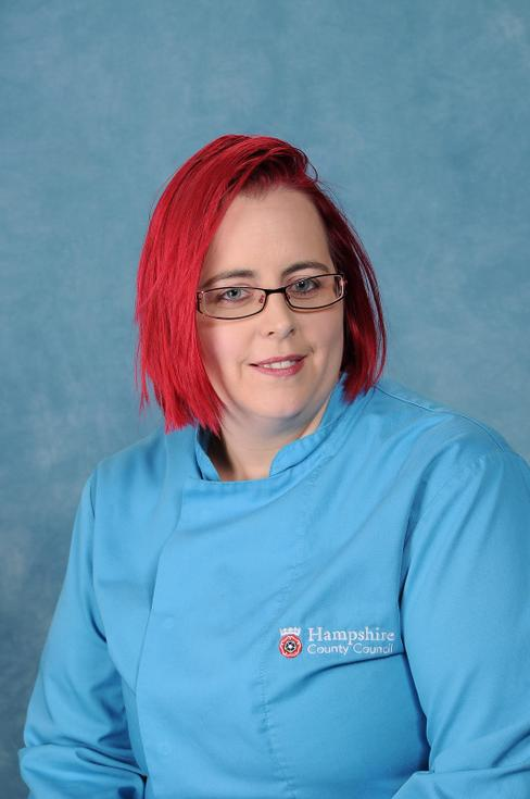 Catering Manager Michelle Wilmot