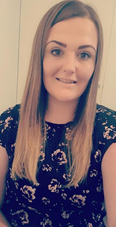 Year 6 1:1 Support LSA Leigh-Ann Huntley