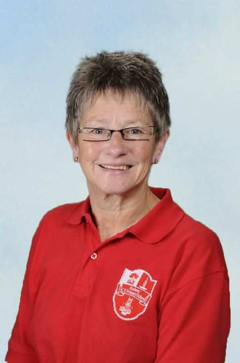 Midday Supervisor Sue Rampton