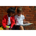 Sharing books with Year 2