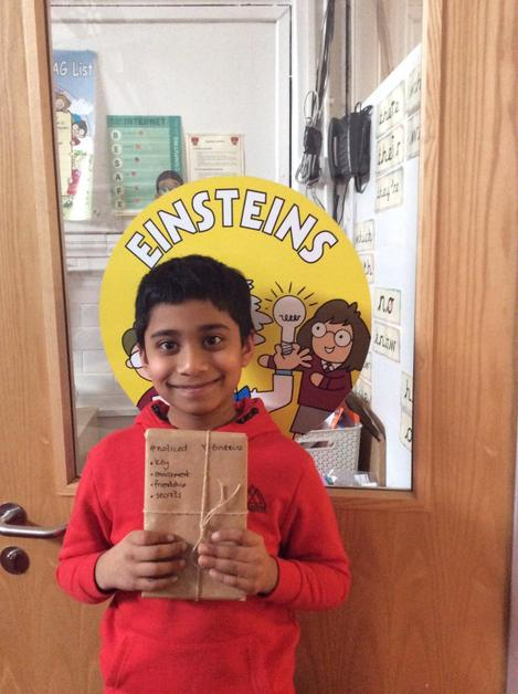 Y5- A dedicated home learner who is always quietly giving maximum effort.