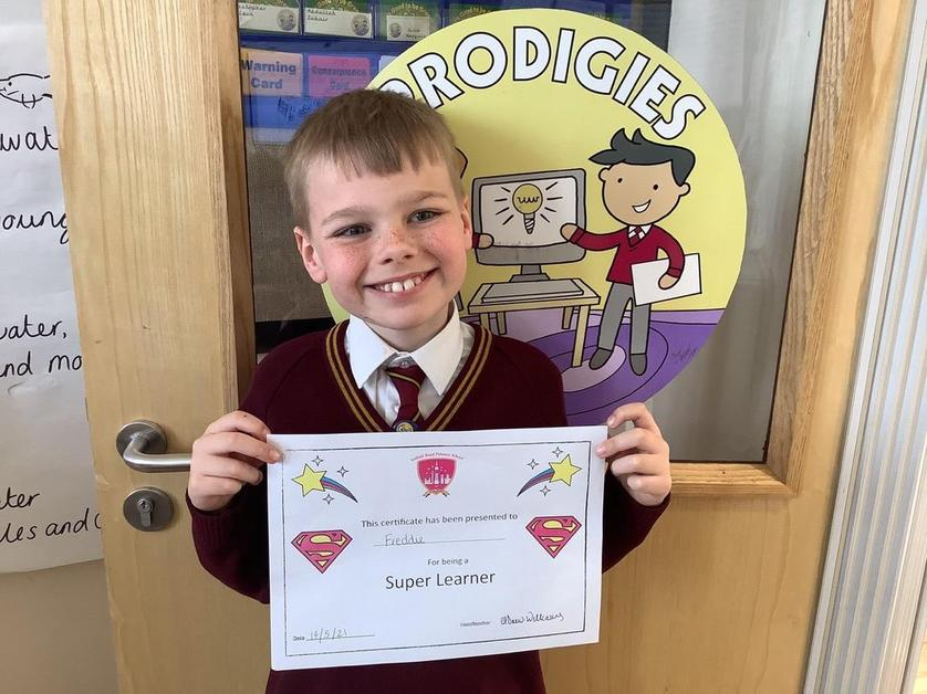 Prodigies- Super Learner