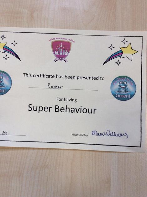Super Behaviour