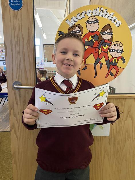 Incredibles- Super Learner