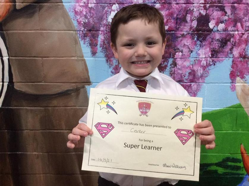 Far Far Away- Super Learner