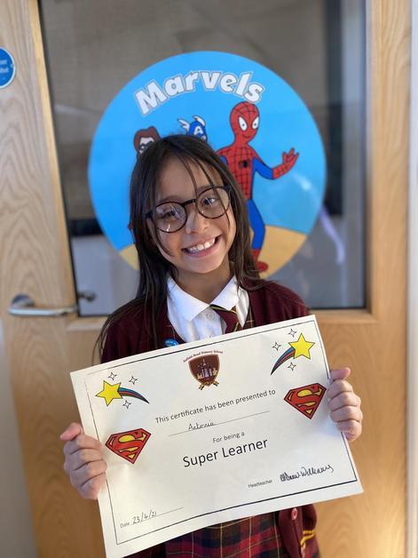 Marvels- Super Learner
