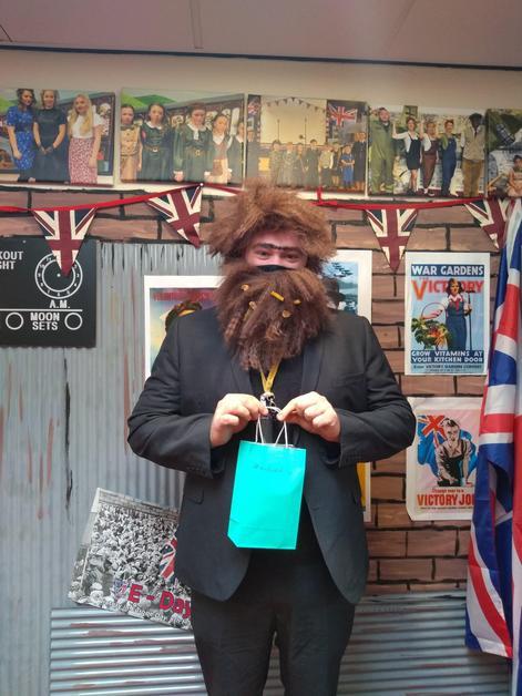 Mr O'Connor- A brilliant role model to our Upper School children.
