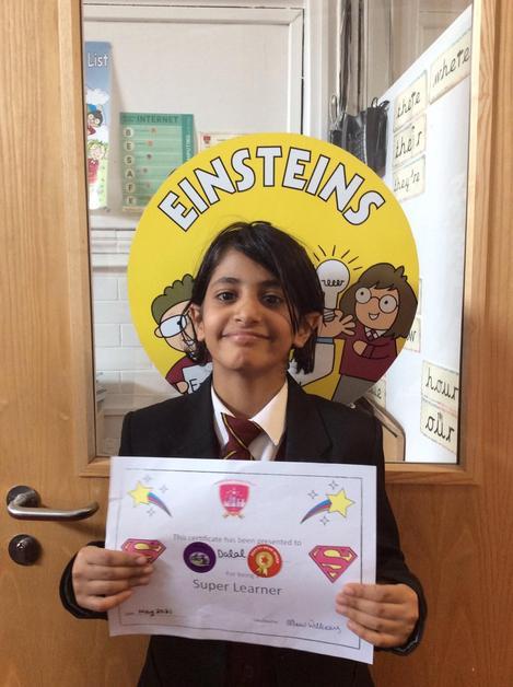 Einsteins- Super Learner