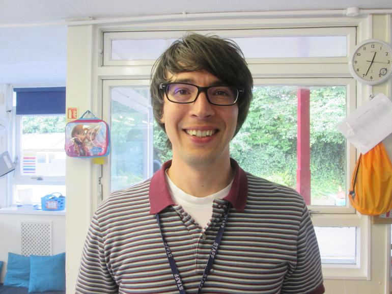 Leigton Pendry - Teacher