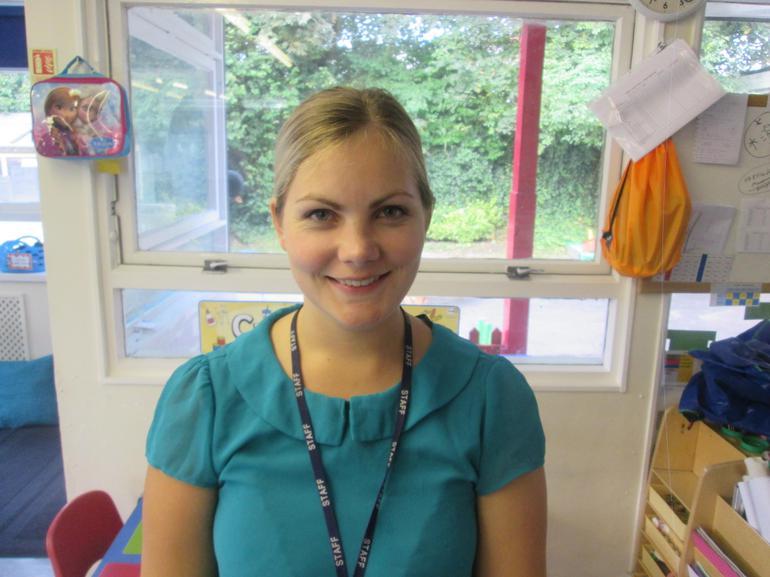 Emily Mitcham - Part time Teacher