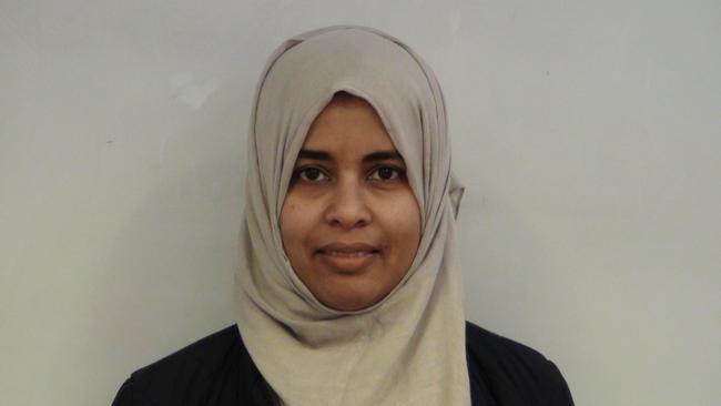 Mrs M Begum, Play Worker, KS2