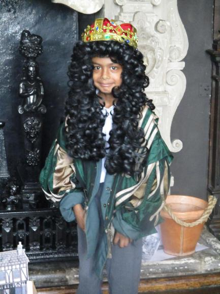 This is King Charles II.