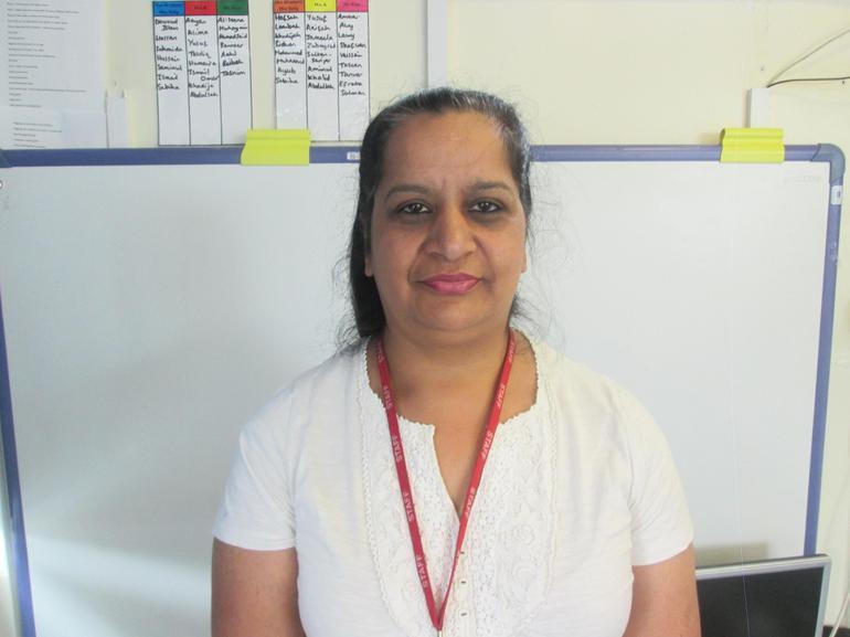 Devinder  Kaur - Teaching Assistant