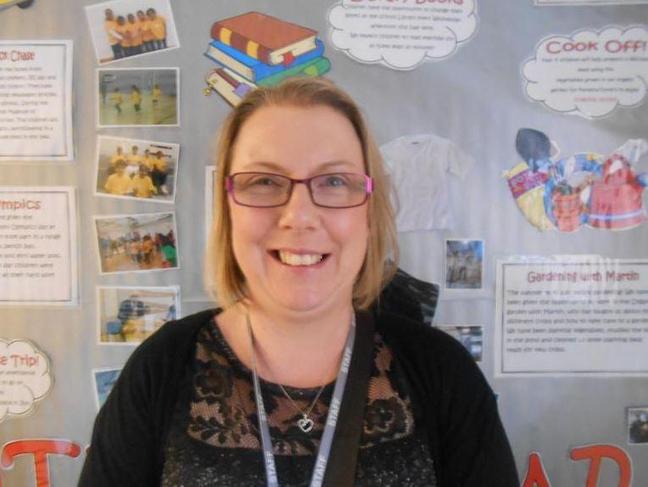 Mrs C Allen-Holmes, HLTA, Teacher SL2