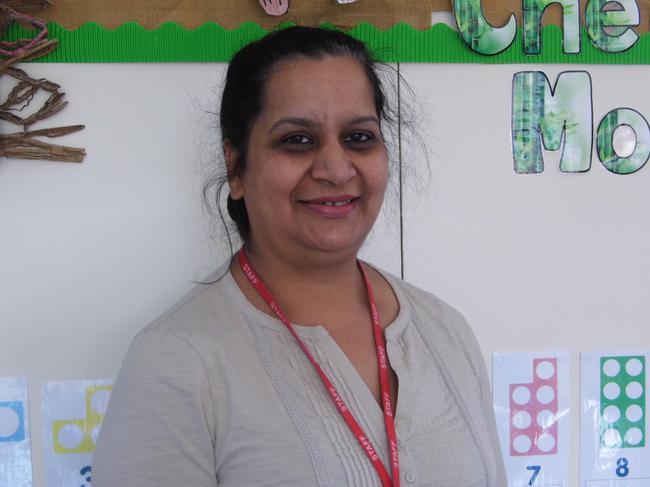 Mrs D Kaur, Teaching Assistant 2G