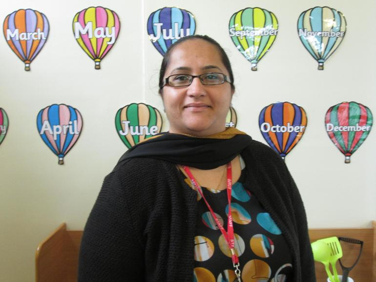 Yasmeen Akhtar - P/T Teaching Assistant