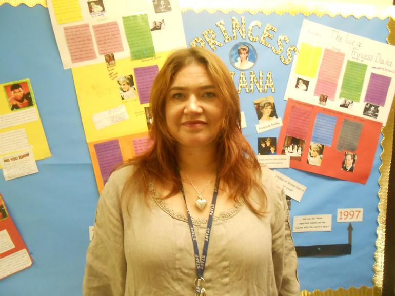 Mrs C Penn, Teacher, Art