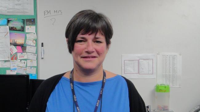 Mrs S Skinner, AHT, Class teacher 6DRS