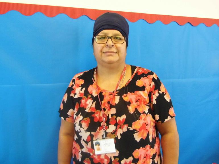 Mrs S Karir, Teaching Assistant RP