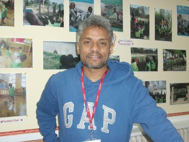 Mr A Hoq, Pastoral Care Facilitator