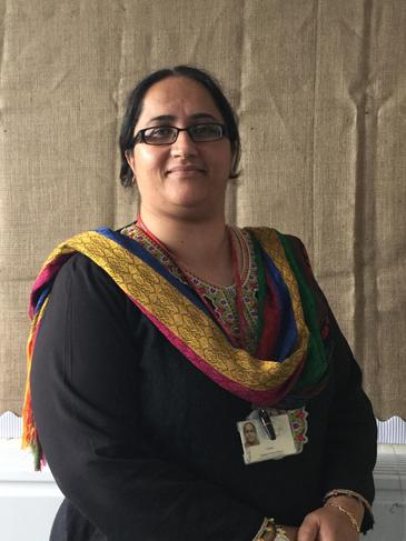 Mrs Y Akhtar, Teaching Assistant