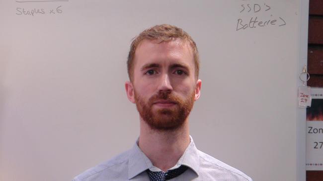 Mr S Jordan, Teacher 3J