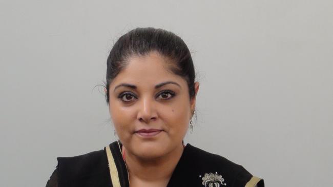 Mrs N Ali, Teaching Assistant