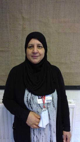 Samina Butt, Teaching Assistant, Willow Hub