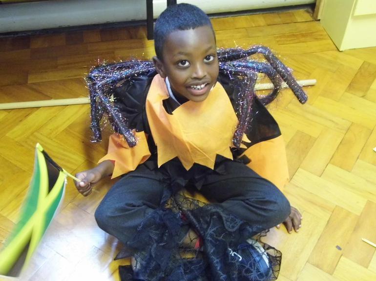 Anansi the Spider man