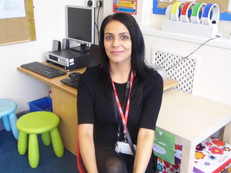 Miss B Kaur, Teaching Assistant