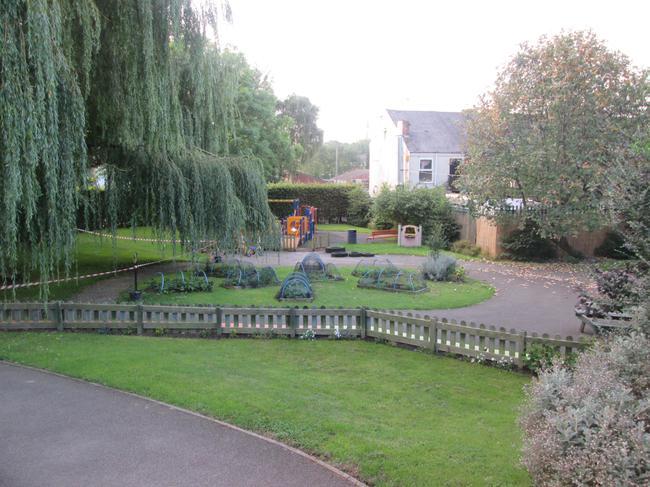 Anglesey Nursery Garden