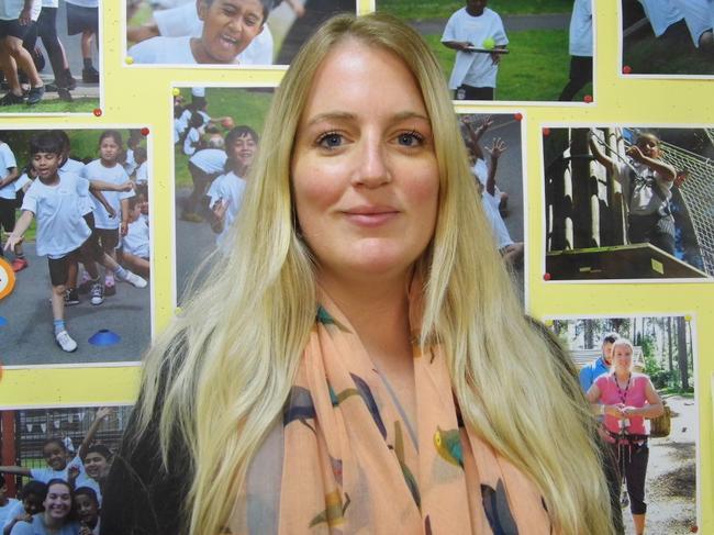 Miss J Freeman, Class Teacher 5F