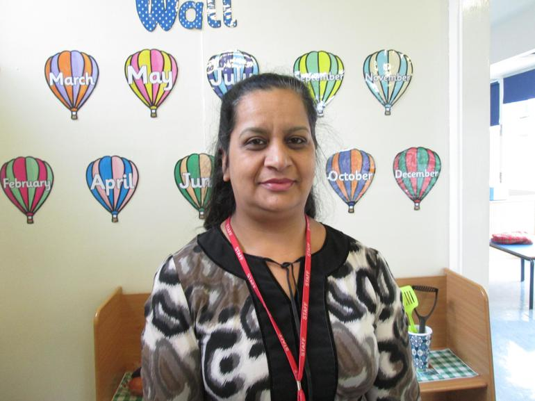 Devinder Kaur - Teaching Assistant