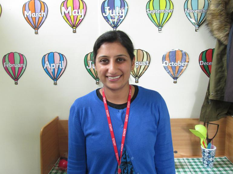 Farzana Yousaf -  P/T Teaching Assistant