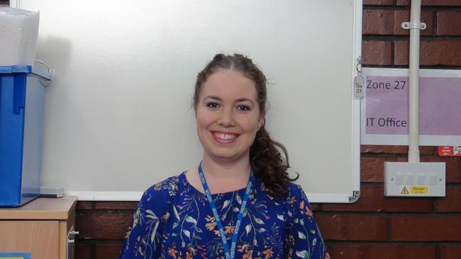 Mrs L Noakes, Teacher NN
