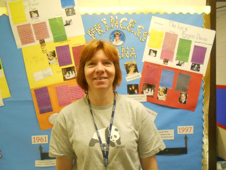 Mrs J Sands,Teacher, Music
