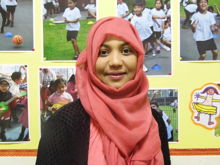 Mrs H Akhtar, Teaching Assistant, SEN