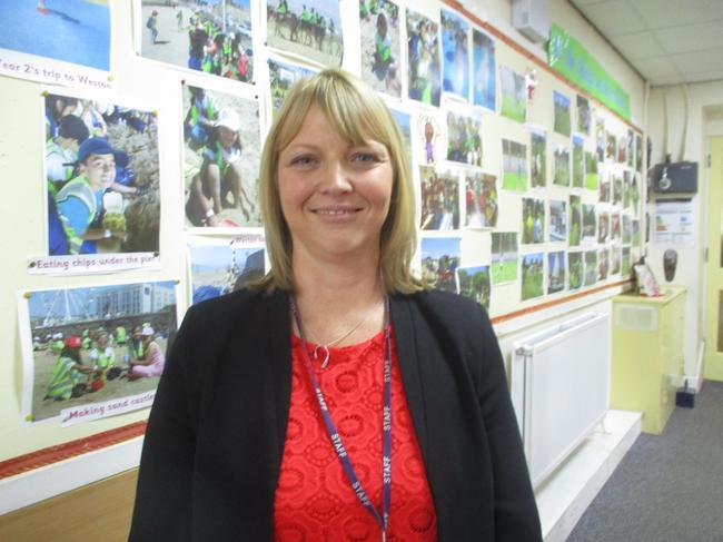 Mrs A Green, Deputy Head Teacher