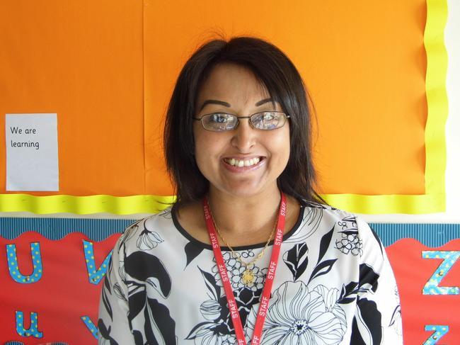 Mrs R Chowdhury, Teaching Assistant 2S
